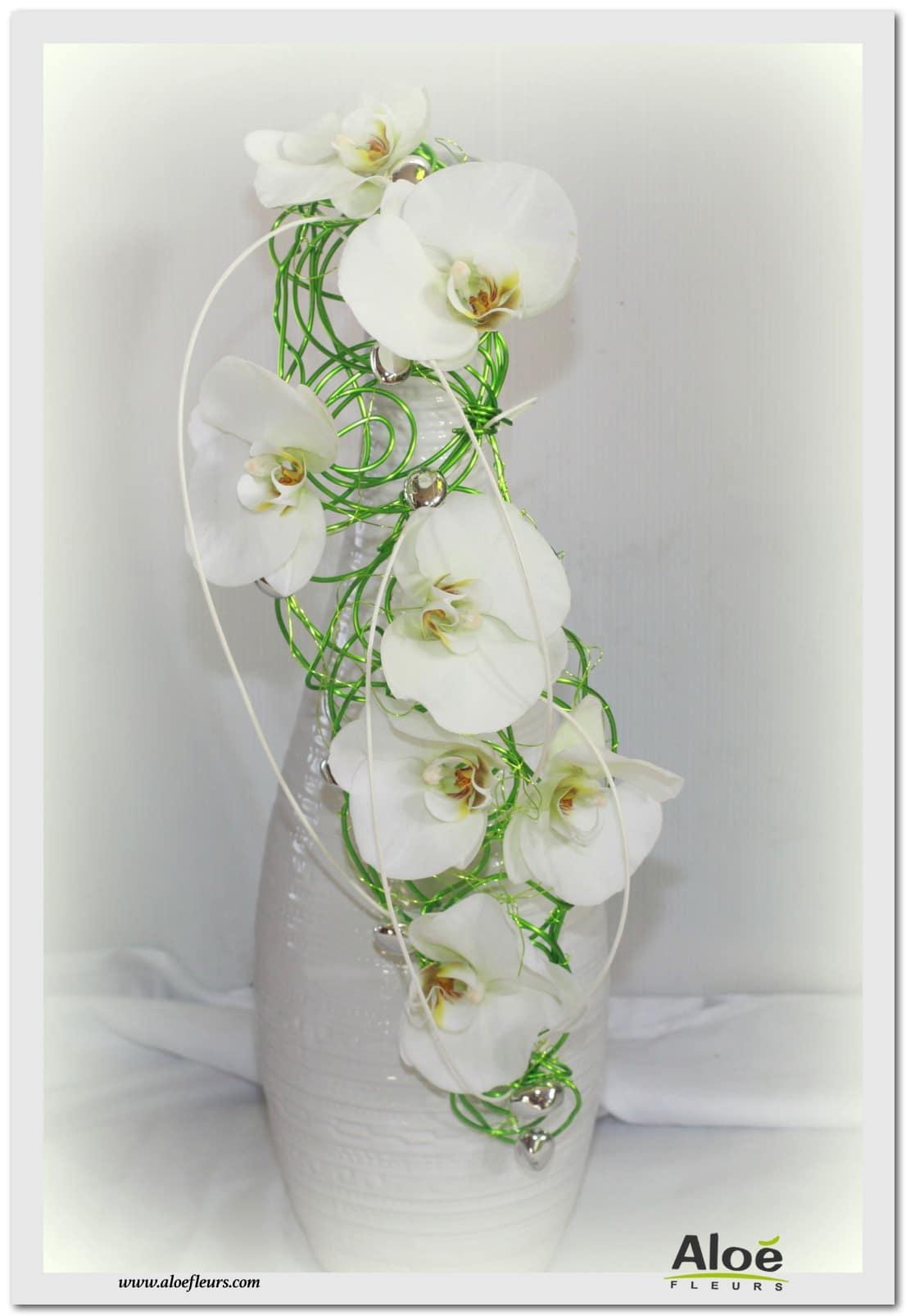 Bouquets De Mari 233 E Contemporain Aloe Fleurs