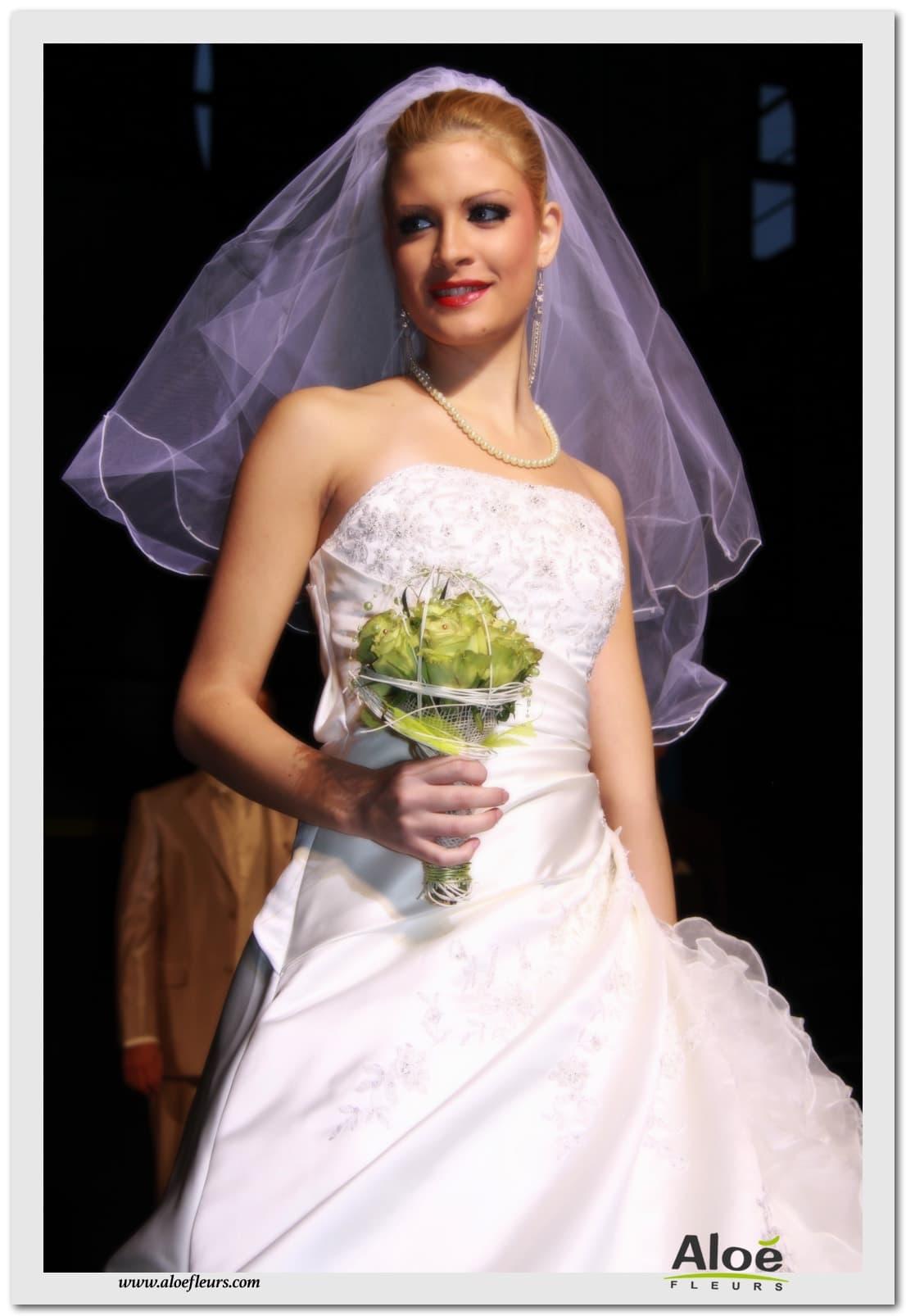 Tendance de prendre la mariée étrangère