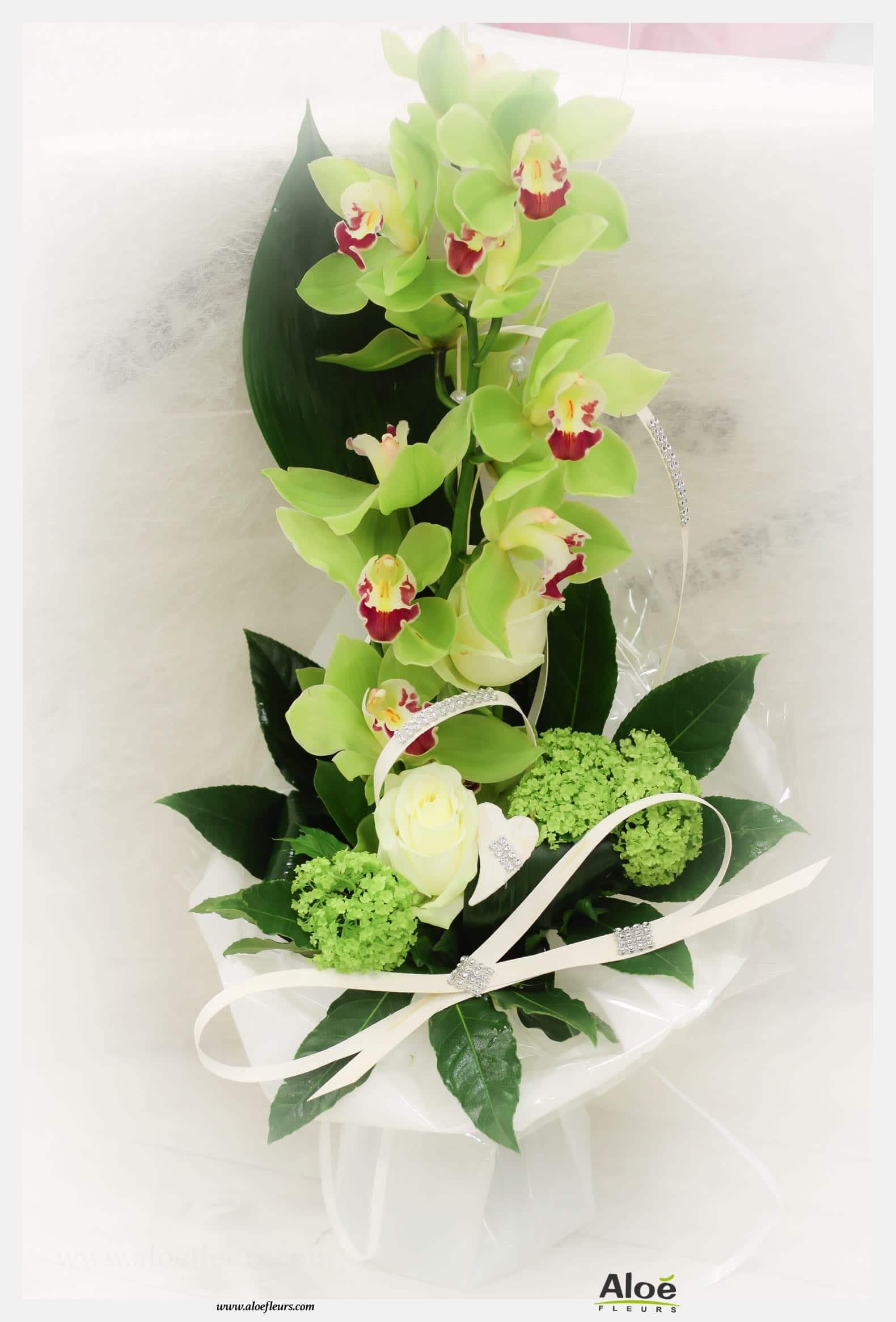 Saisons – L'art floral pour la saint valentin - ALOE FLEURS