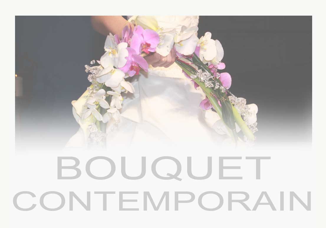 LES BOUQUETS CONTEMPORAIN