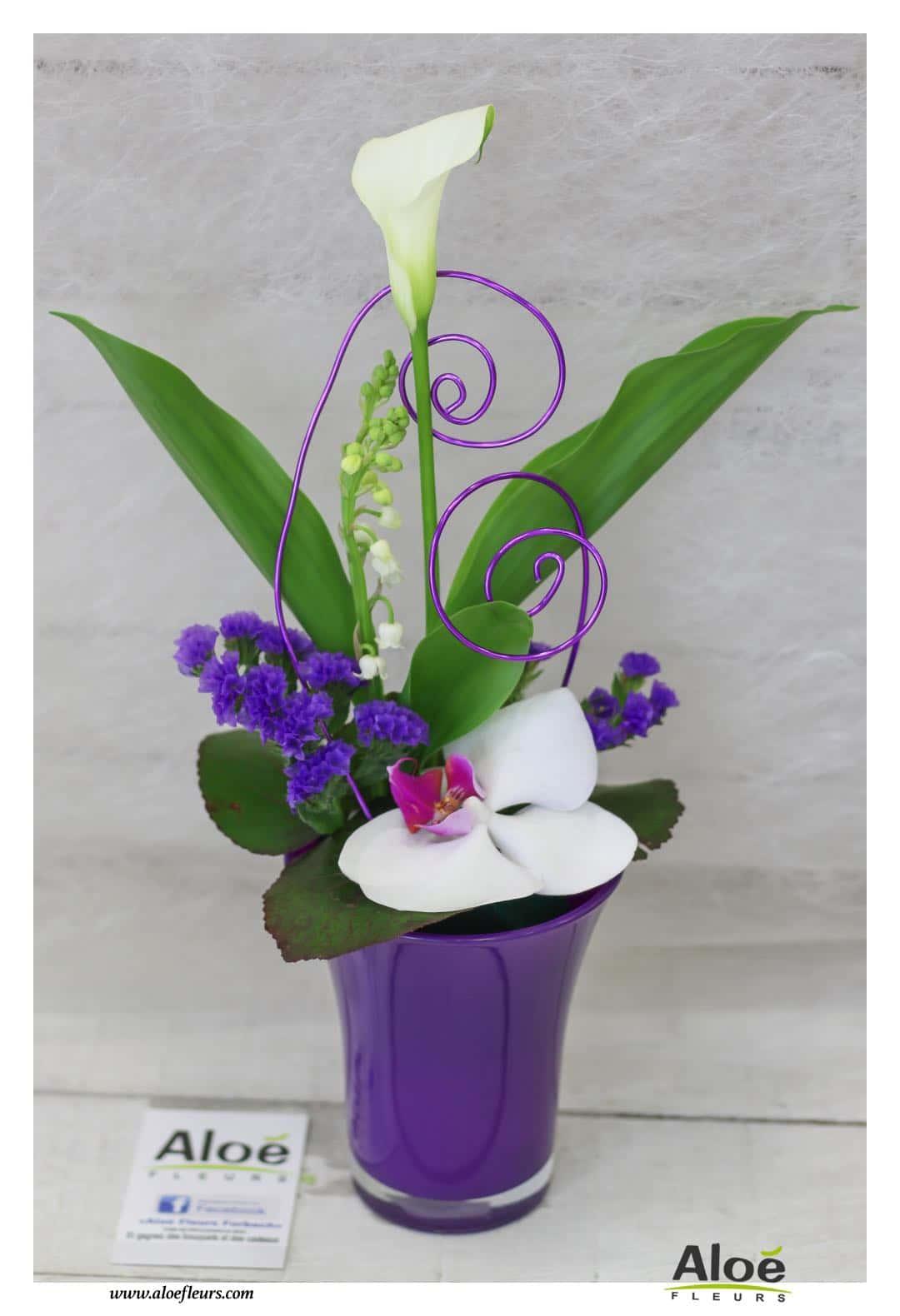 F te du travail 1er mai muguet porte bonheur for Bouquet de fleurs 6 lettres