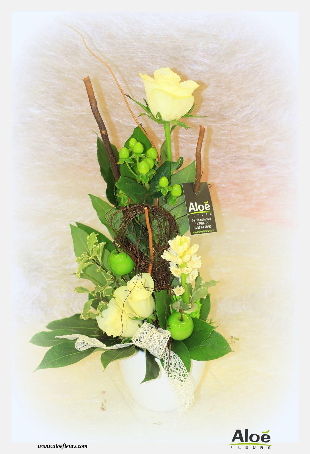 bouquet fleurs printemps 2016 2 12 aloe. Black Bedroom Furniture Sets. Home Design Ideas