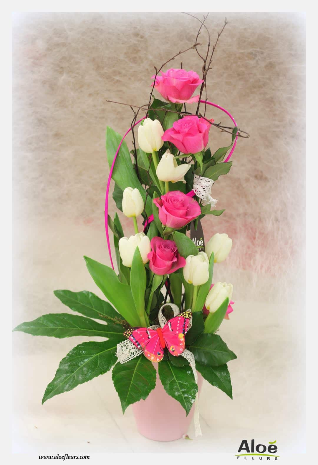 Les bouquets de printemps 2016 for Bouquet de fleurs printemps