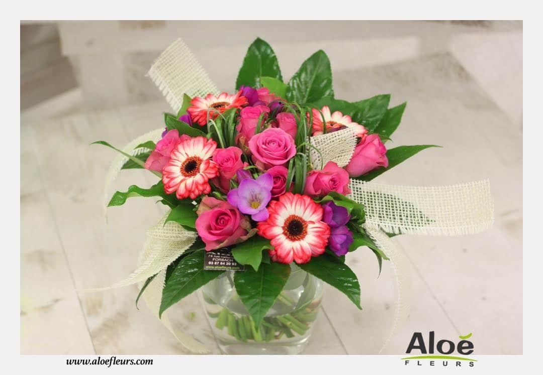 bouquet fleurs printemps 2016 4 aloe fleurs. Black Bedroom Furniture Sets. Home Design Ideas