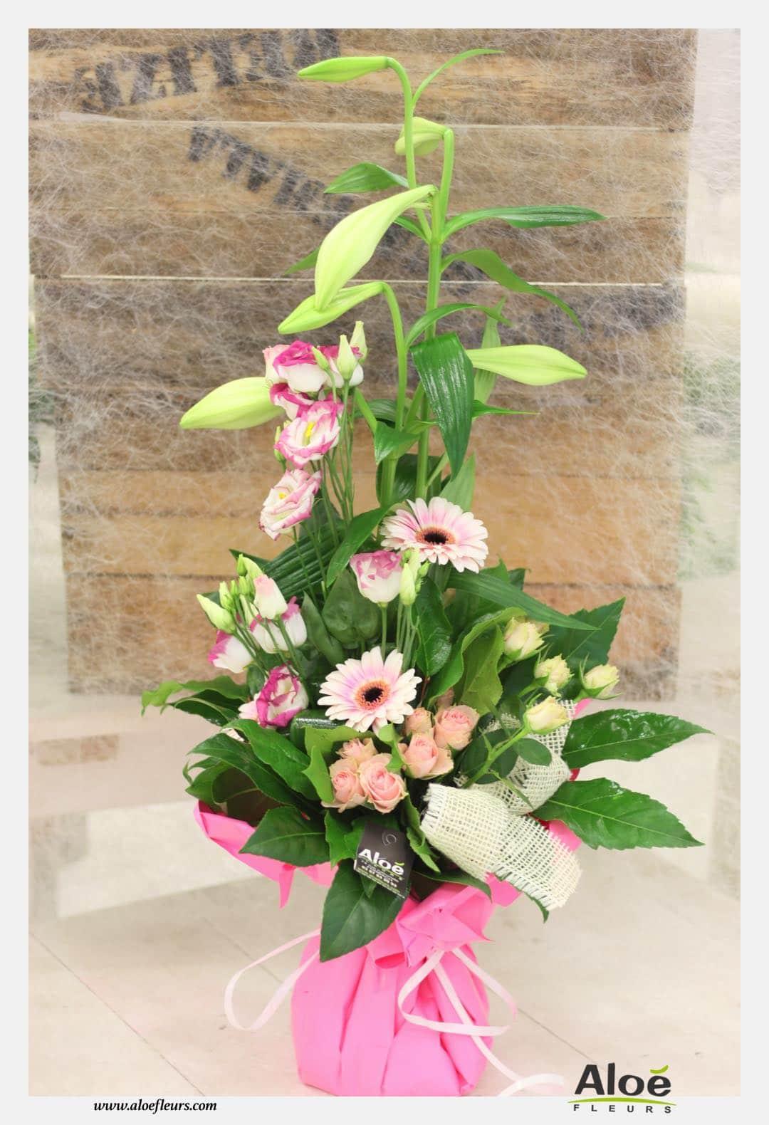 les bouquets de printemps 2016