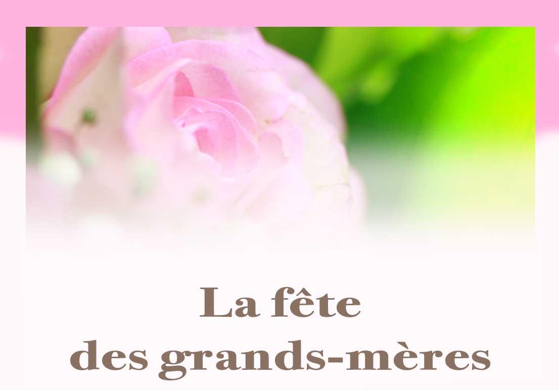 La f te des grands m res histoire et traditions en france - Mere porteuse en france ...