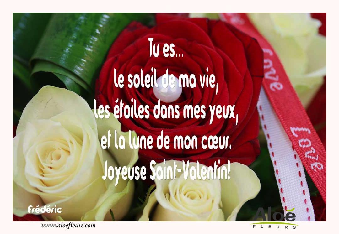 La saint valentin histoire tradition et fleurs aloe for Tu es le miroir de ma vie