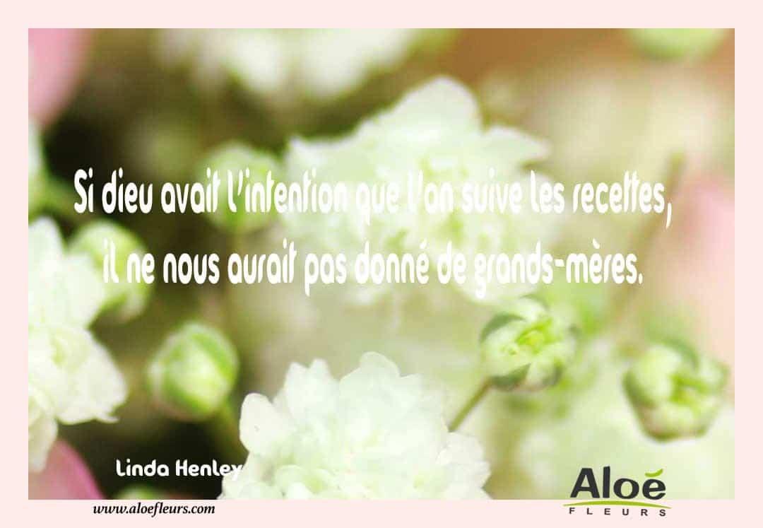 Citations messages fete des grands meres 2016 linda henley aloe fleurs - Citation fete des meres ...