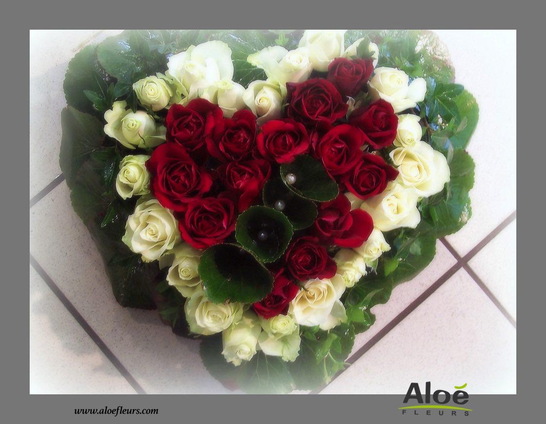 Compositions Florales Pour Deuil Aloe Fleurs