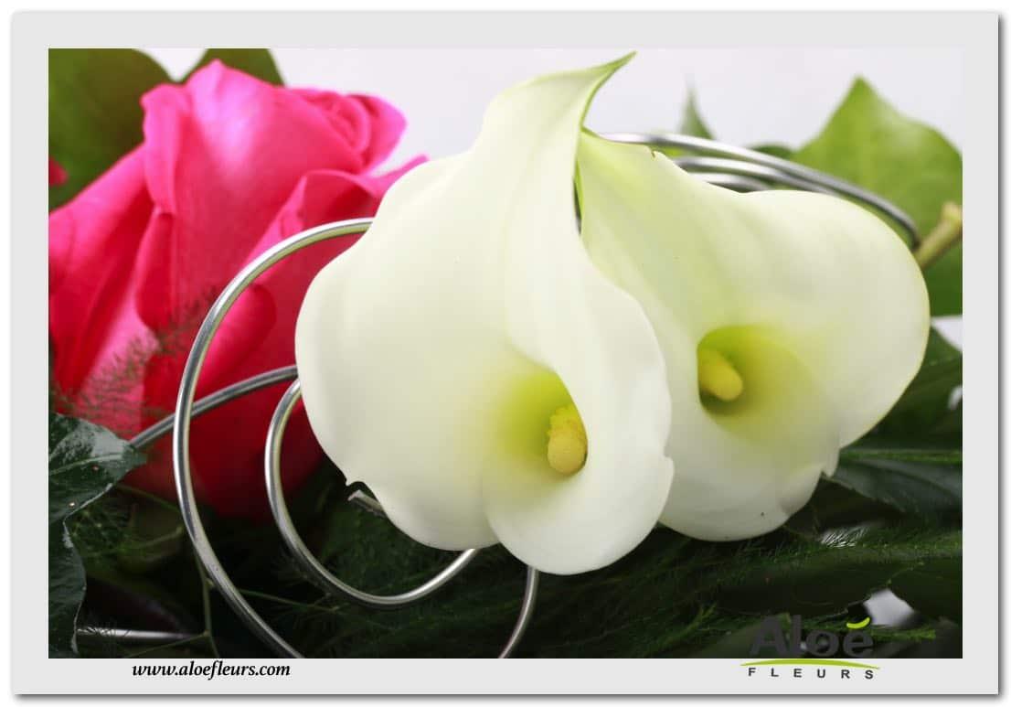 Ordinary composition florale pour noel 7 d coration for Decoration florale centre de table