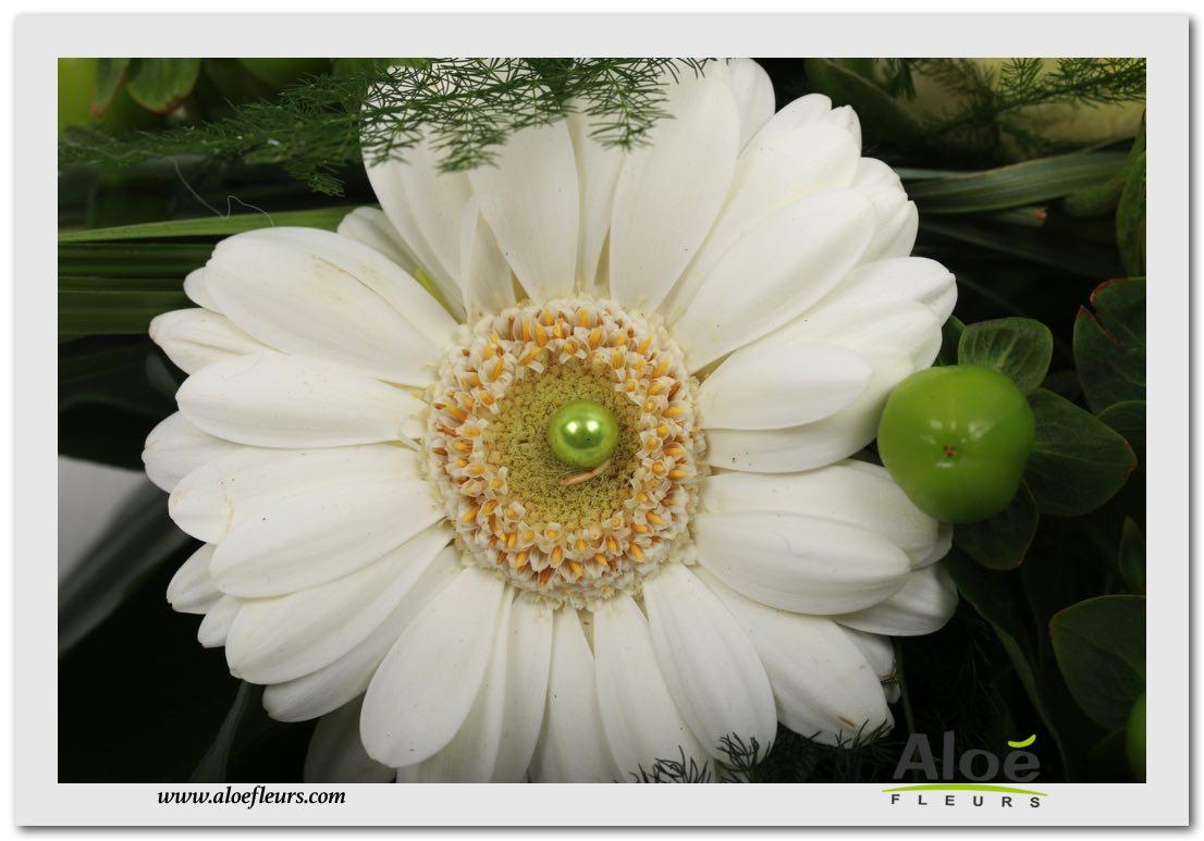 D Coration Florale Pour Mariage Centre De Table Mariage Alo Fleurs46 Aloe Fleurs