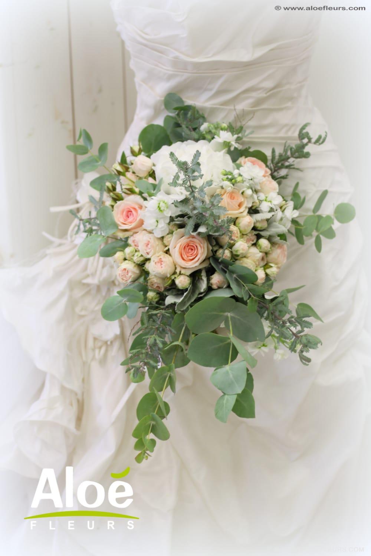 bouquet mariee 2018