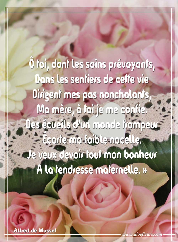 Bonne Fête Maman Poèmes Ou Messages Damour Citations Ou