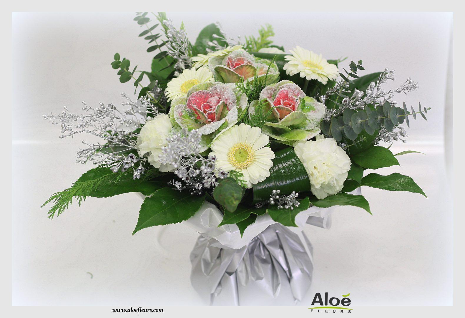 Bouquet De Fleurs Noel Aloe Dec201516 Aloe Fleurs