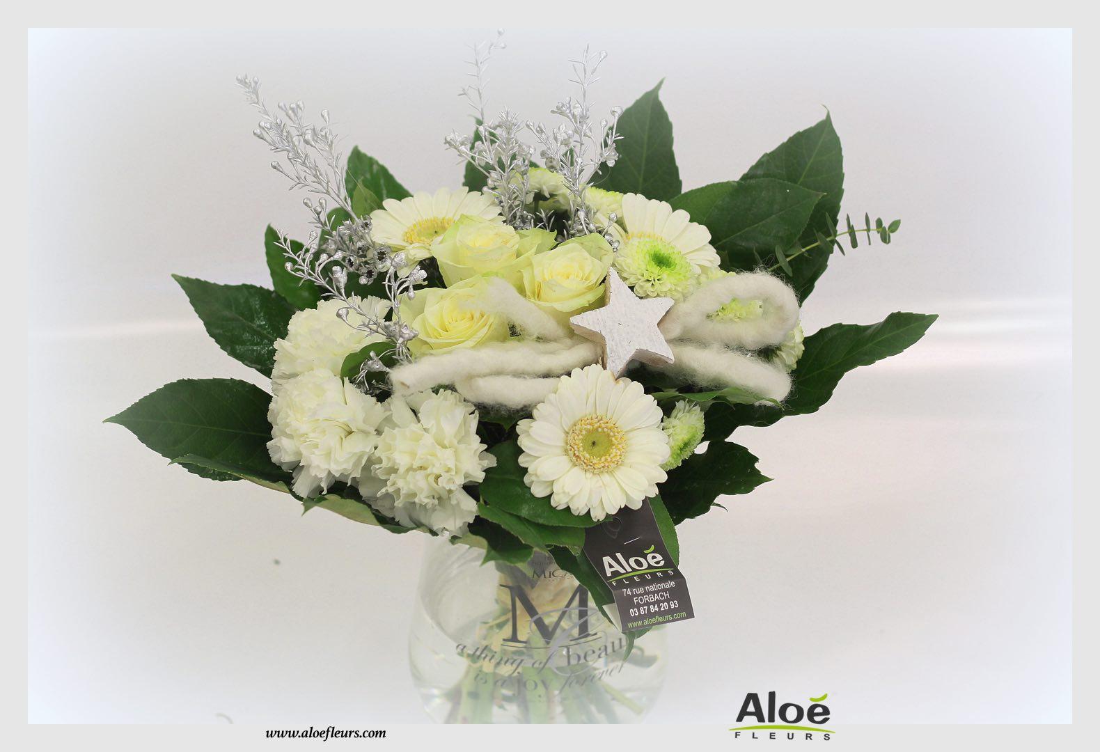 Bouquet De Fleurs Noel Aloe Dec201519 Aloe Fleurs