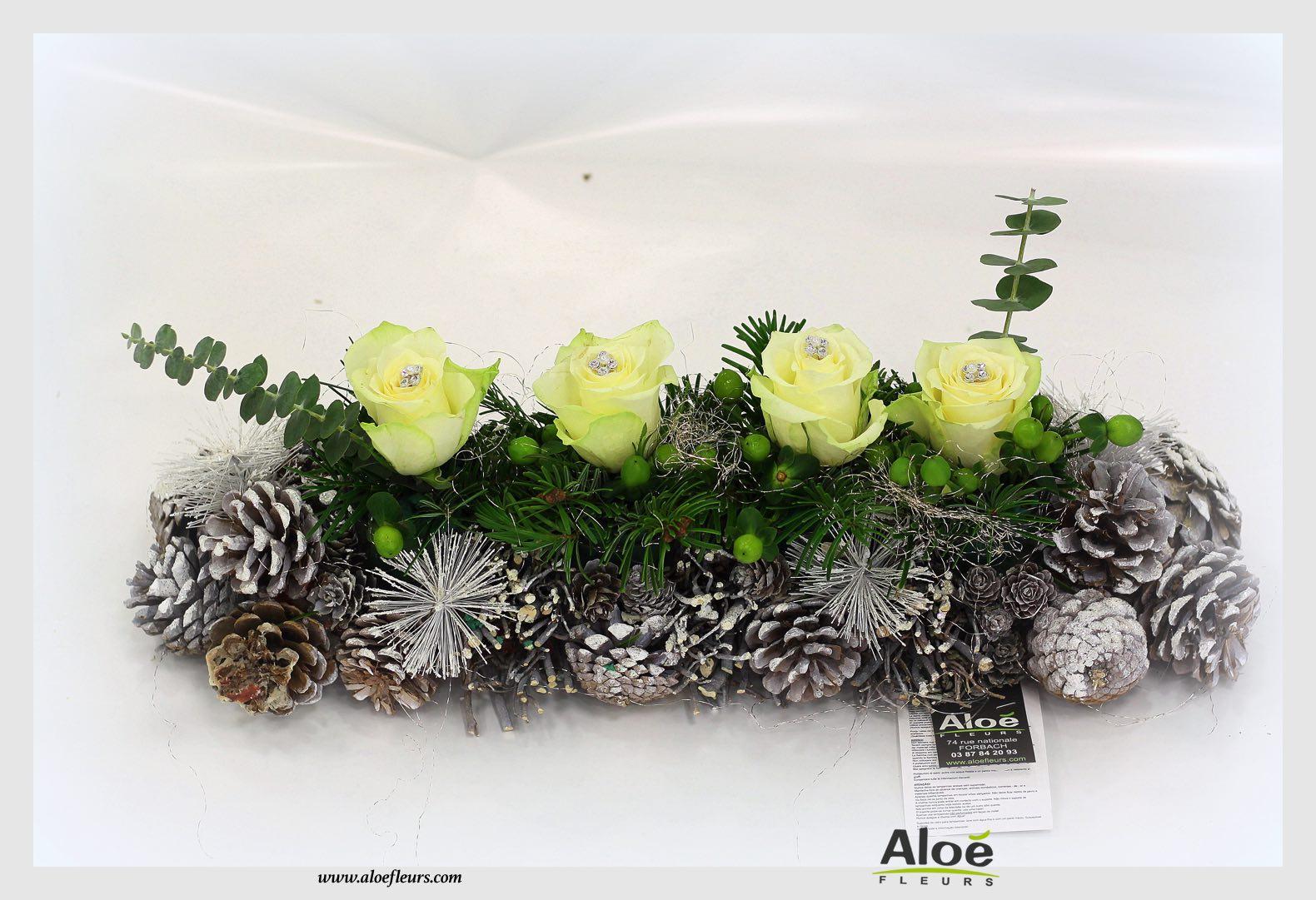 Bouquet De Fleurs Noel Aloe Dec201536 Aloe Fleurs
