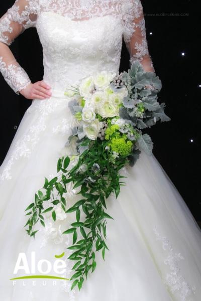sortie d'usine dernière sélection de 2019 belles chaussures Combien coûte un bouquet de mariée - ALOE FLEURS
