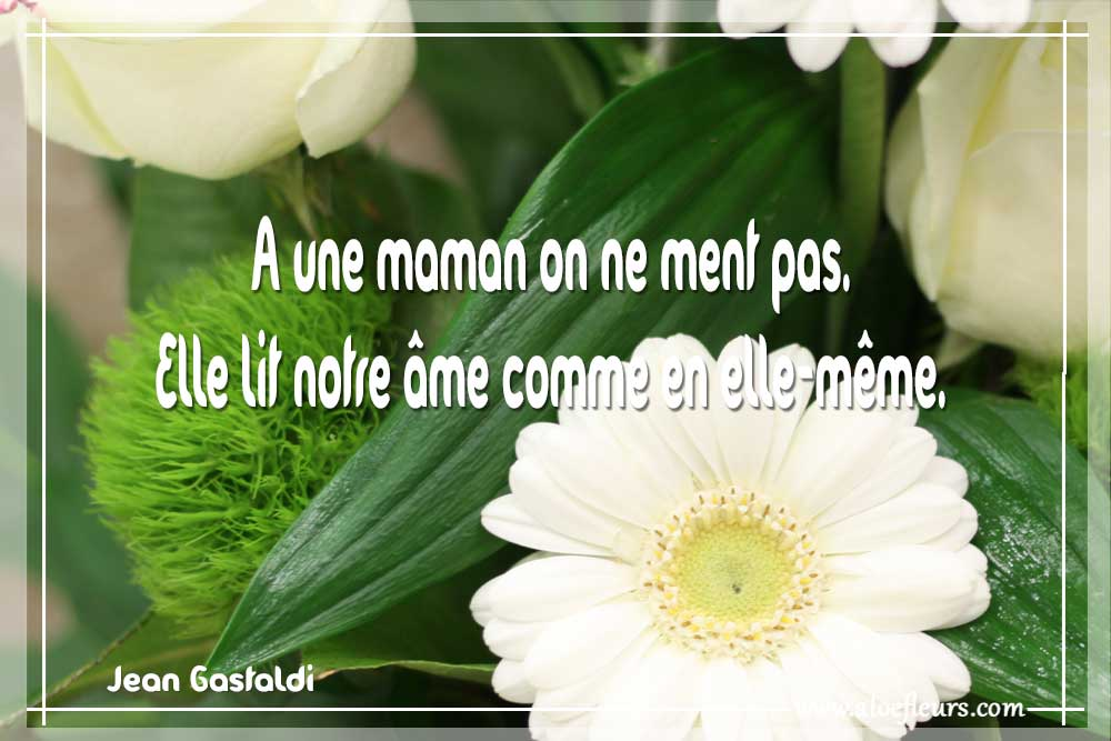A Une Maman