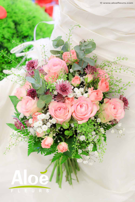 Bouquet De Mariee Champetre Un Theme De Mariage Au Naturel