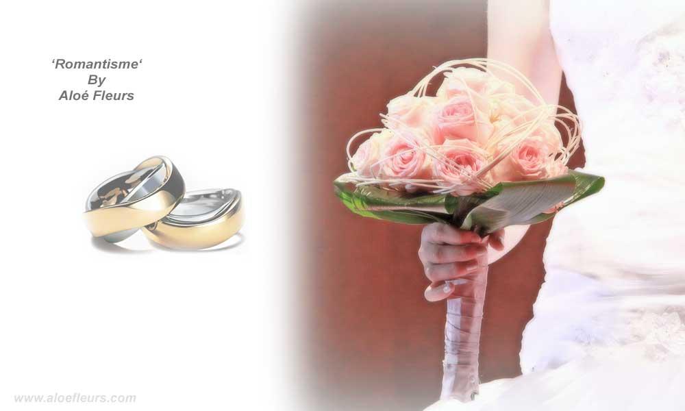 mariage tendance th me r tro chic romantique aloe fleurs. Black Bedroom Furniture Sets. Home Design Ideas