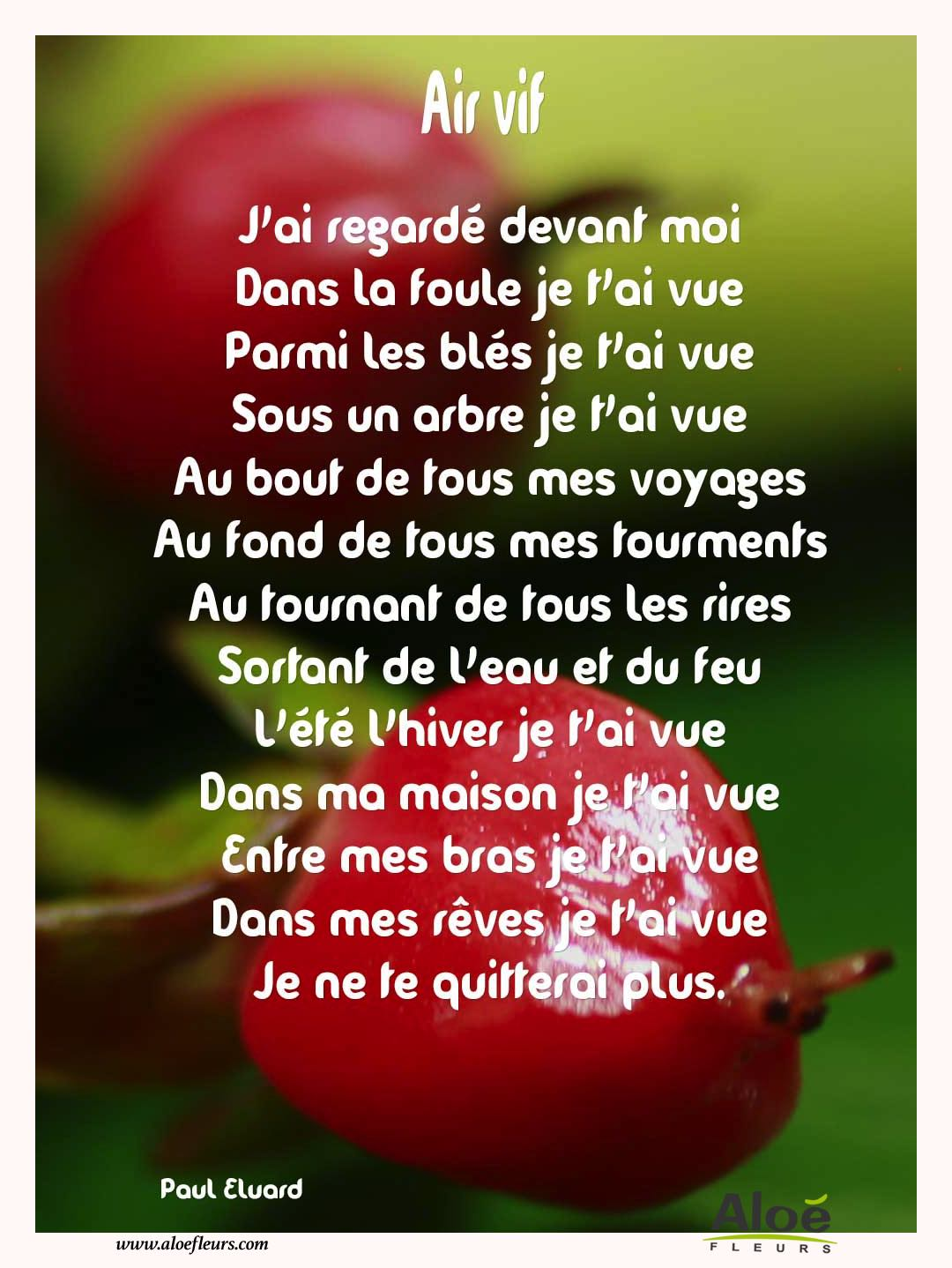 Citations D'amour Et Saint Valentin  Air Vif