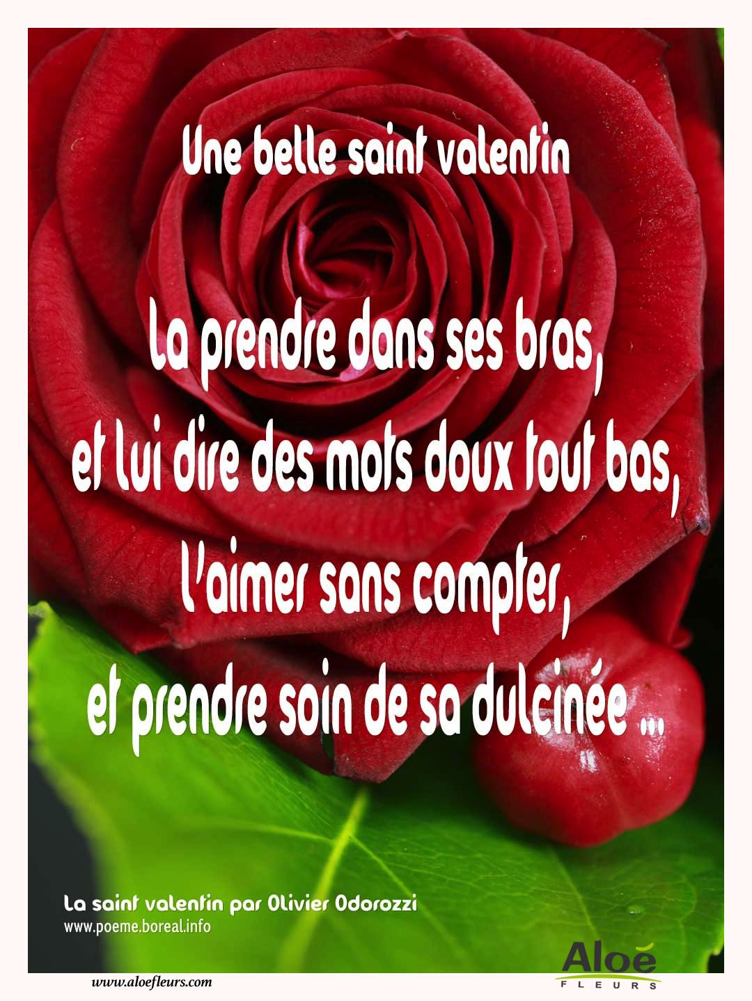 Citations D'amour Et Saint Valentin  Une Belle Saint Valentin 2